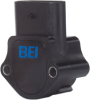 9360 Series Non-Contacting Rotary Dual Output Hall Effect Sensor -- 9360-xxxx - Image