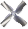 Propeller,For Use With 3NLF6 and 3NLF7 -- 3NJZ4