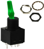 Toggle Switches -- 1225-TL22DNAW016F-NR-CHP - Image