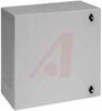 CABINET;L-BOX;WALL MOUNT;36.00X24.00X12.00;STEEL;LTGRAY -- 70066676 - Image