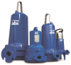 ABS Piranha Submersible Grinder Pumps