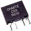 Wire Element Four Terminal Precision Current Sense Resistor -- CS3 Series