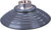 Flat Suction Cups for Dynamic Handling of Oily Metal Sheets -- SM-F