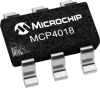 Digital Potentiometers -- MCP4018