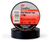 3M Temflex General Use Grade Vinyl Electrical Tape 1700 - Black - 1