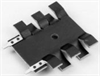 Compact Wave-Solderable Low-Cost Heat Sinks -- 288 Series