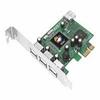 SIIG DP Hi-Speed USB 4-Port PCIe - USB adapter - PCI Express -- JU-P40112-S1