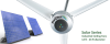 Industrial Ceiling Fans -- Solar Series