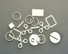 Engineered Solder Materials -- Flux Coatings for Solder Preforms