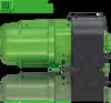 Speed-regulated Semi-hermetic Compact Screw Compressors