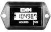 Electronic LCD Hour Meter/Counter -- C1121AB - Image