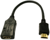 HDMI Extender Pigtail Adapter Cable -- 90 12010