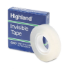 Invisible Permanent Mending Tape, 1/2