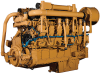 Well Service Engines 3512C DGB -- 18439557