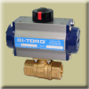 Brass Ball Valve -- IP Series