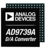 ANALOG DEVICES - AD9739ABBCZ - IC, DAC, 14-BI, 2.5MSPS, CSPBGA-160 -- 984198