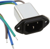 Power Entry - Modules -- 1144-1018-ND