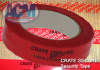 Tamper Evident Tapes: Cratesecure