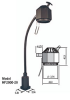 HF2000 - Flexible Gooseneck Light -- HF2000-20 - Image