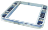 Aluminum Pallet & Caster Dolly -- T9H184354S