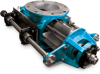 Rotary Valves: Metering with Airlock -- MD Series with Quick-Clean RotorRail™