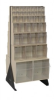 Bins & Systems - Clear Tip Out Bins (QTB Series) - Floor Stands - QFS248-76