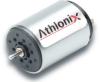 Brush DC Motors -- 24DCT Athlonix - Graphite