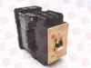 ALLEN BRADLEY 100-A45NA3 ( DISCONTINUED BY MANUFACTURER, CONTACTOR, 45AMP, 600V, 3POLE, 220/240VAC, 50/60HZ ) -Image
