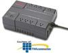 APC Back-ups ES 8 Outlet 350VA 120V Power Inverter -- BE350R - Image