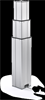 Telescopic Pillars - Telemag THG Series
