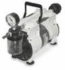 Standard Duty Dry Vacuum Piston Pumps, 50 L/min, 230 VAC -- GO-79204-35