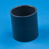 Schedule 80; Gray Coupling PVC Socket Fitting 1/4