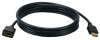 5m HDMI PortSaver M/F 32AWG Cable (16.4ft) -- HDMIXG-5M