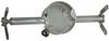 Ceiling Fan Box w/Brace, 1-1/2
