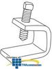 "Erico Beam Clamps for Strut, 1"" Flange (Pkg of 25) -- BC180037EG -- View Larger Image"