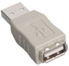 USB Gender Changer, Type A/Type A, Male/Female -- FAUSB02