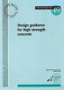 TR49 Design Guidance For High Strength Concrete Technical Document -- Technical Report 49-Image