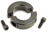 Metric Two-Piece Clamp Shaft Collar -- MSP