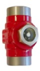 Sight Glasses for Industrial Refrigeration with Liquid Indicator -- MLI - Image
