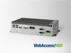 Visualized Box HMI & Communication Gateway with WebAccess/HMI Runtime -- WA-HU2483G -- View Larger Image