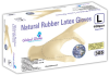 Global Glove Small Latex Powder Free Disposable Gloves - Industrial Grade - 305PF SM -- 305PF SM