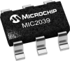 Programmable 0.2A - 2.5A High Accuracy High-Side Current Limit Power Switch -- MIC2039 -Image