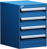 Stationary Compact Cabinet with Partitions -- L3ABD-2401 -Image