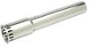 "1-1/4"" x 9"" Flush Tube/Vacuum Breaker less Nut - CP -- P6001-A-CP -- View Larger Image"