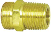 Hose Adapter,Crimp,1/2x3/8,PK5 -- 5LPG6