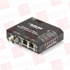 BLACK BOX CORP LBH110A-H-ST ( 3-PORT INDUSTRIAL ETHERNET SWITCH HARDENED TEMPERATURE ) -Image