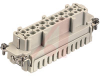Connector, Female Insert, 24 Contacts -- 70104724 - Image