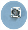 RF Coaxial Panel Mount Connector -- 916A524