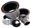 FTH - Self-Lubricating Flanged Bushings - Metric Sizes -- MB06084-FTH - Image