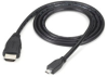 HDMI to HDMI Micro, Male/Male, 3-ft. (0.9-m) -- HDMI-MICRO-0003 - Image